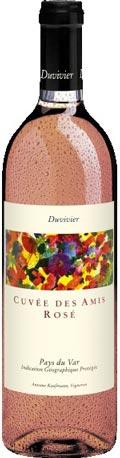 <h3>«Cuvée des Amis»</h3>  Verspielter, frischer Provence-Rosé