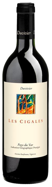 [:de]<h3>Duvivier Les Cigales</h3> Fruchtig-beerige Rotweincuvée für jede Gelegenheit. [:]